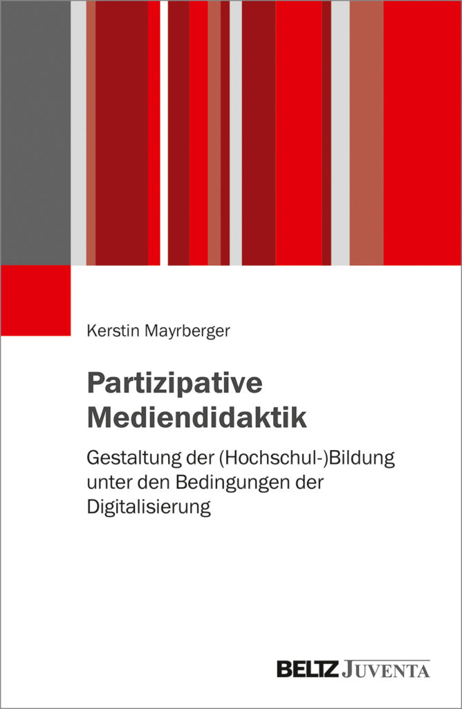 Cover Buch Partiziative Mediendidaktik